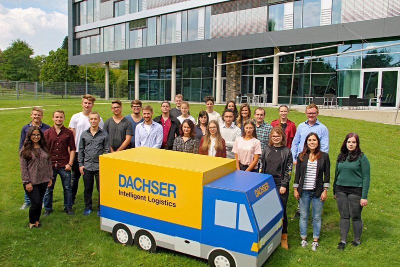 Dachser_trainees