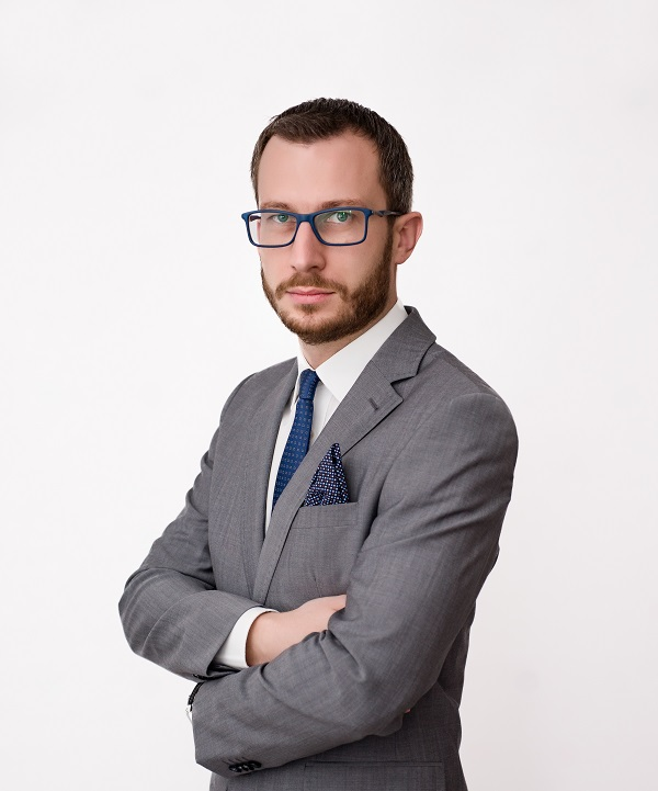 Damian Kołata, Senior Business Development Manager Fiege