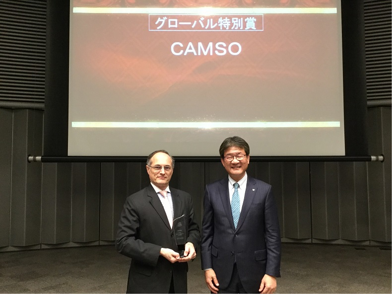 Camso - Toyota - Global Contribution Award