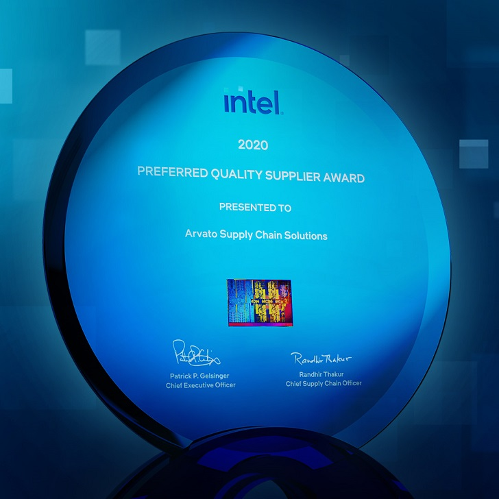 Intel_PQS_Award_Arvato_Supply_Chain_Solutions