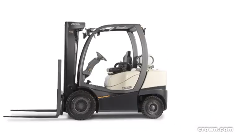 2021-05-05 09_59_11-Crown LPG Counterbalance Forklift _ C-5 Series _ Product Highlights - YouTube
