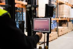 Nowy tablet Toughbook A3